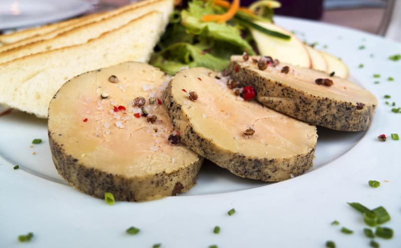 Foie gras de canard entier origine france 120gr epicerie fine - Comment cuisiner le canard entier ...