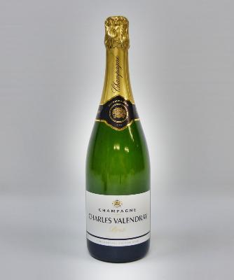 Champagne Brut Charles Valendray Eperney - 75cl